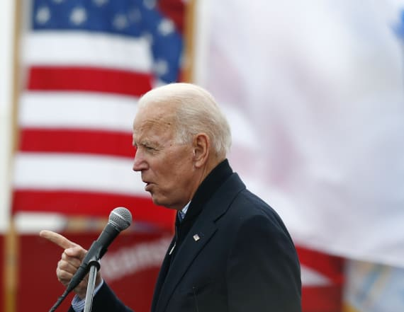 Democrat calls out Biden over 'disrespectful' jokes