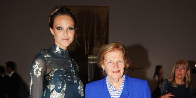 È morta Wanda Ferragamo, era presidente onorario della celeb