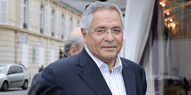 Robert Bourgi à Paris en septembre 2011.