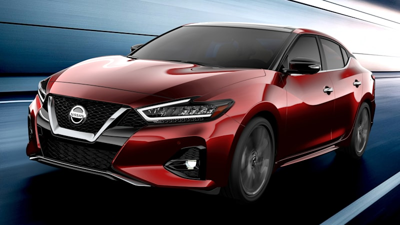 Nissan Maxima Revealed Before LA Auto Show Debut Autoblog - When is the la car show