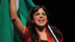 Teresa Rodríguez gana las primarias de Podemos en