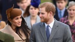 Meghan Markle e príncipe Harry: O novo casal real junto pela primeira vez na missa de