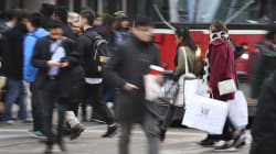 Canadians Willing To Risk Mental Health For Holiday Shopping