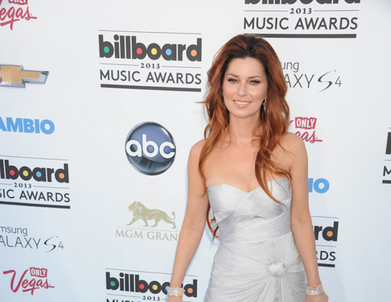Shania Twain's complete style transformation