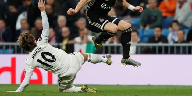 El Real Madrid cae en octavos de la Champions humillado por el Ajax (1-4) fc3439c9e0aad