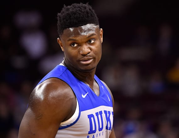 CBS to use camera dedicated to just Zion Williamson