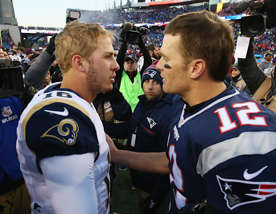 Rams have better Super Bowl odds than Pats – in 2020