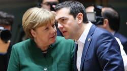 Tsipras tende la mano a Merkel: