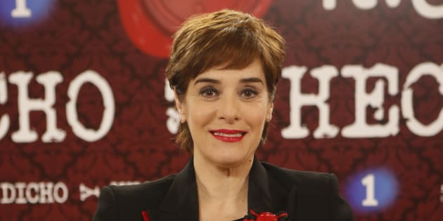Anabel Alonso.