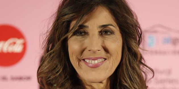 La presentadora y actriz Paz Padilla.