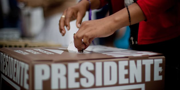 Antes del 1 de julio práctica la forma como debes votar.