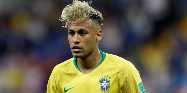Neymar e seus cabelos são alvo de ataques e deboche durante a Copa da Rússia.