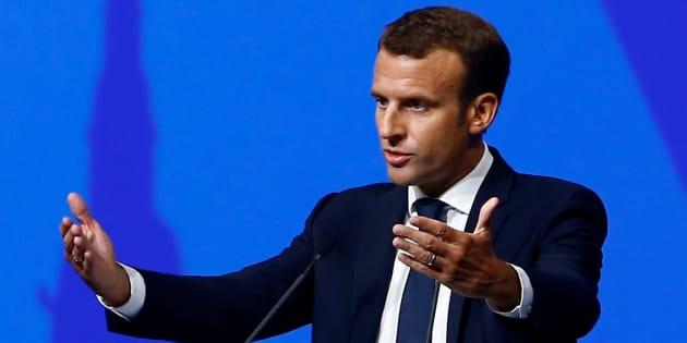 """Macron: """"Mai voluto dare lezioni all"""