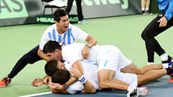 The Best Thing About Argentina Winning The Davis Cup Happened