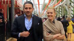 Marta Ortega, hija del fundador de Zara, se casa en