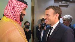 Mbs a Parigi, cena al Louvre con Macron prima degli accordi. L'Arabia Saudita sarà a Cannes e vuole