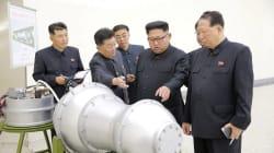 Kim prepara lo show per smantellare il sito dei test