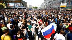 Son principal opposant et 1600 manifestants arrêtés en Russie deux jours avant l'investiture de