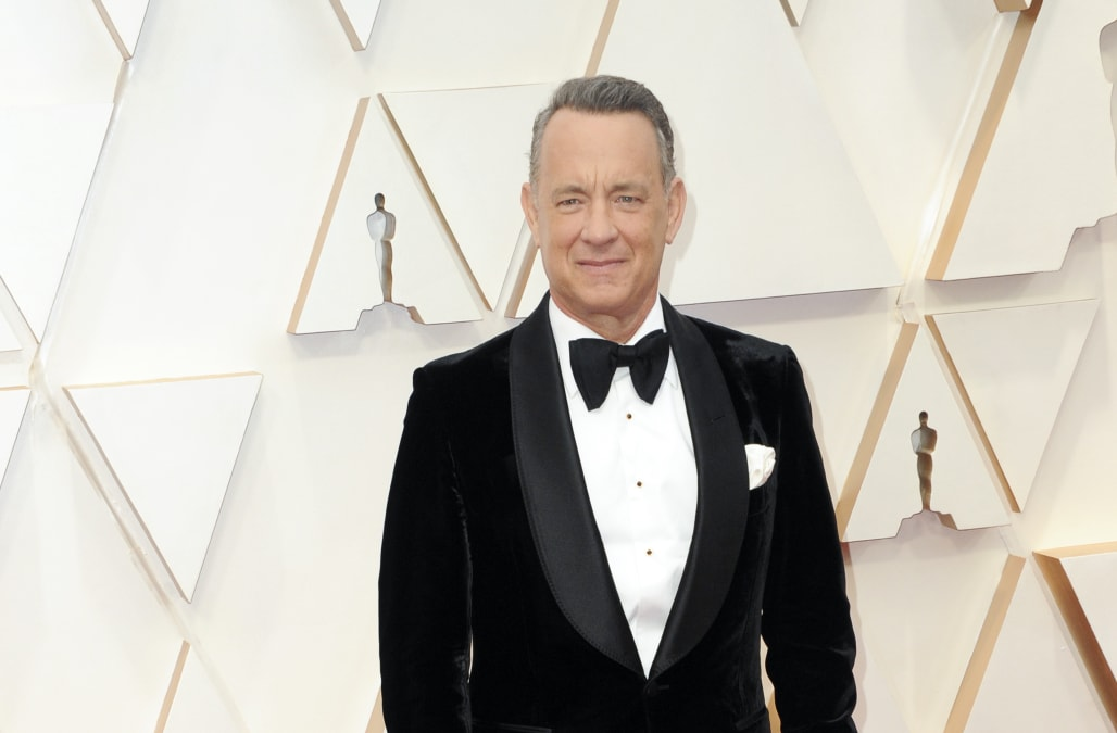 Australians are appalled at quarantined Tom Hanks's Vegemite use