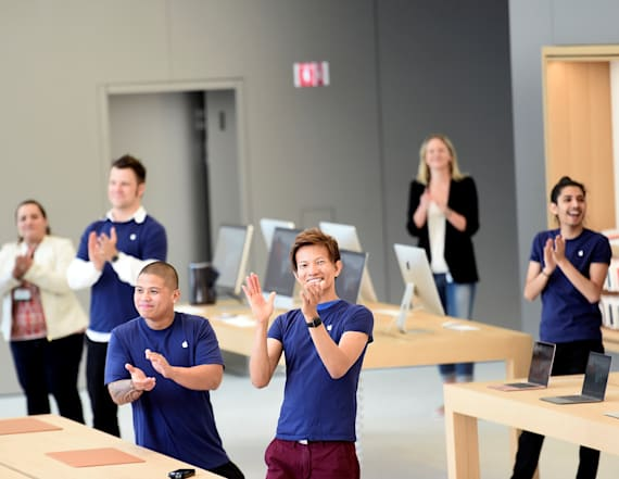 8 of the flashiest perks Apple employees get