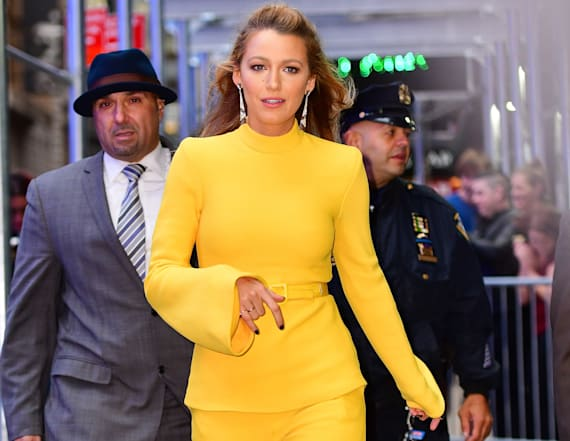 Red Carpet Roundup: Lively stuns in yellow suit
