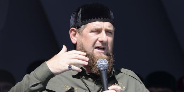 """Attaque au couteau à Paris: le dirigeant tchétchène Ramzan Kadyrov estime que """"toute la responsabilité"""" revient à la France (photo d'illustration prise le 4 septembre 2017)"""