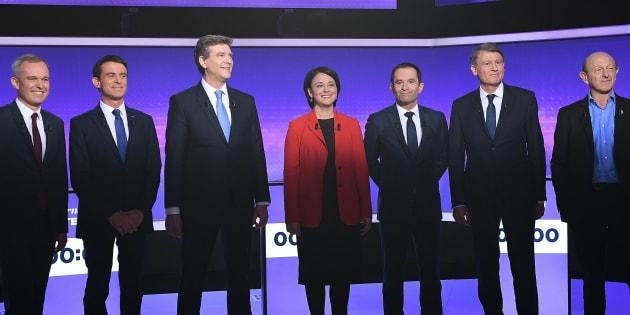 Les Outre-mer méritent d'avoir toute leur place dans les débats des primaires et de la présidentielle! REUTERS/Eric Feferberg/Pool
