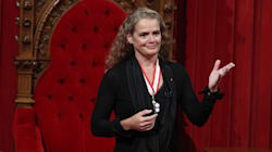 Julie Payette Reminds Us We Live In A Universe Based On Fact, Not