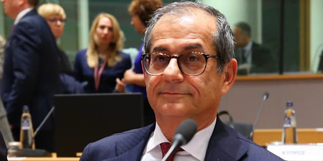 """Giovanni Tria: """"La crescita non è un problema solo ital"""