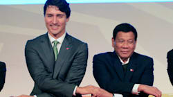 Philippines President Slams Trudeau For Asking About Drug