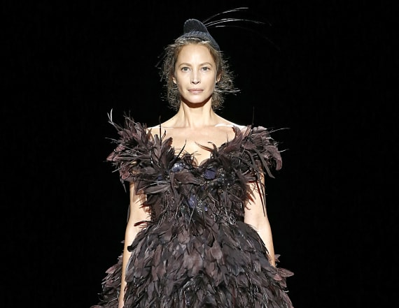 Marc Jacobs ends fashion week with a bang