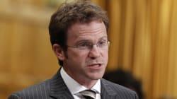 Un député libéral puni pour avoir appuyé une motion des
