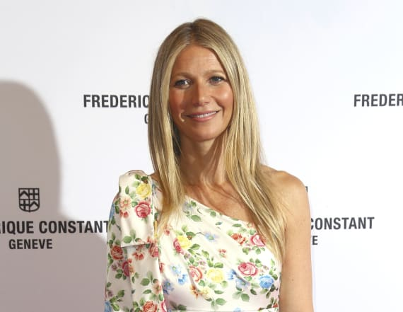 Gwyneth Paltrow spotted hanging with a royal
