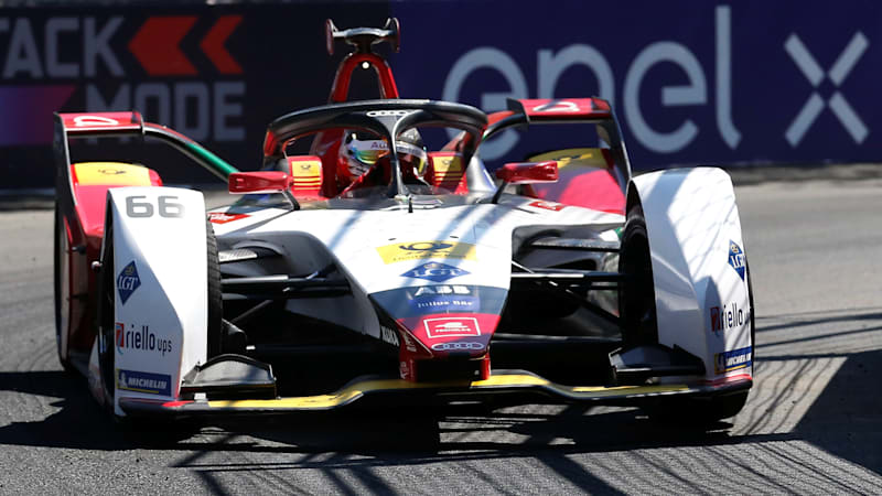 Daniel Abt back in Formula E with Nio after getting sacked over ringer
