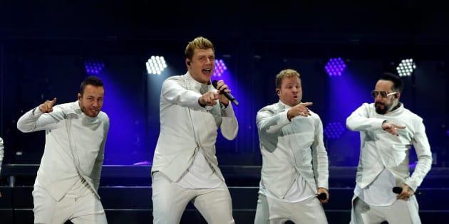 Les Backstreet Boys seront de passage à Québec le vendredi 9 juillet 2017.