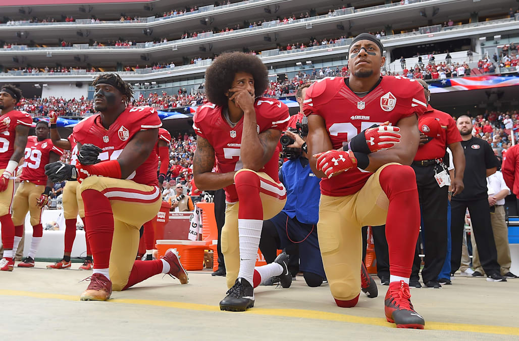 733418f8291 Colin Kaepernick s lawyers reportedly had evidence that would have been   embarrassing  for the NFL