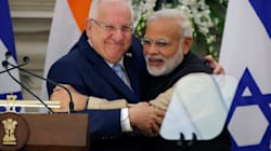 Modi Likely To Make His First Visit To Israel In June-July 2017 To Mark 25 Years Of Diplomatic