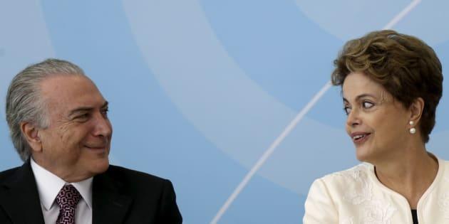 Tribunal Superior Eleitoral absolveu chapa que elegeu Dilma Rousseff e Michel Temer de acusação de abuso de poder político e econômico em 2014.