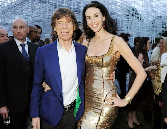 Mick Jagger remembers late girlfriend L'Wren Scott
