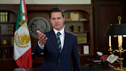 Las frases del mensaje de Peña Nieto a