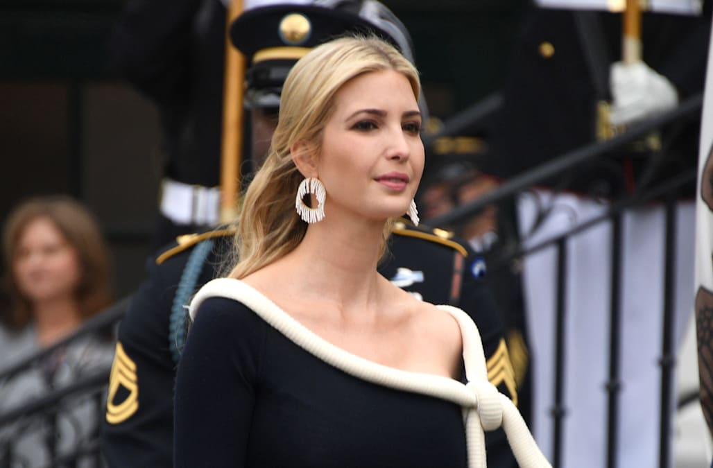 Ivanka Trump Is Facing Backlash For Posting A Photo Of Herself And Her Son Amid Reports That Families Are Being Torn Apart At The U S Border With Mexico