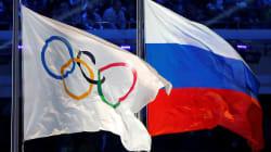 Dopage: laRussie suspendue des JO 2018, ses sportifs autorisés à participer sous drapeau