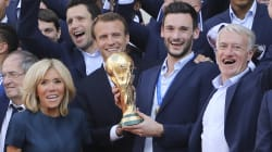 Flessel répond à ceux qui accusent Macron d'avoir accaparé les