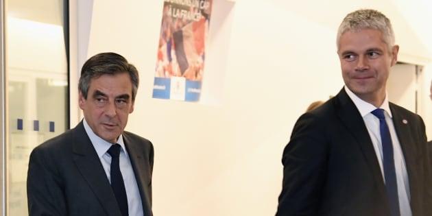 """Enquête pour """"détournement de fonds publics"""" contre Wauquiez après une soirée de soutien à Fillon en Chine"""