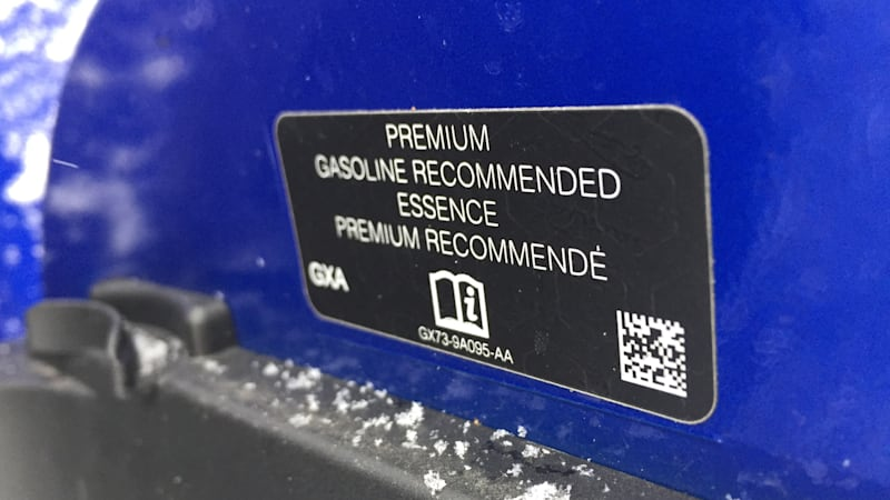 Premium fuel has almost no benefit for a car unless it is