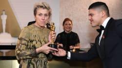 Detenido un hombre por robar el Oscar de Frances