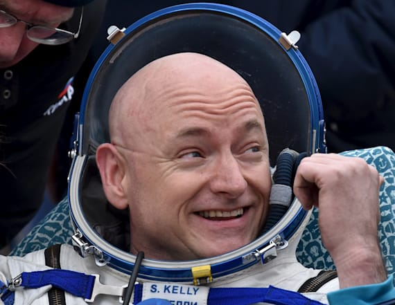 NASA astronaut is not a 'space mutant' after all