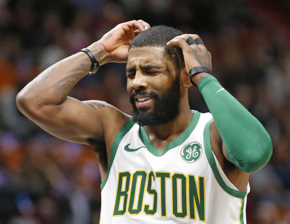 Kyrie Irving called LeBron James to apologize