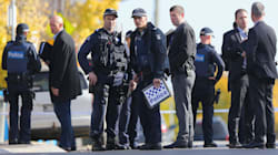 Counter Terror Police Swoop On Melbourne Suburb In Connection To Brighton