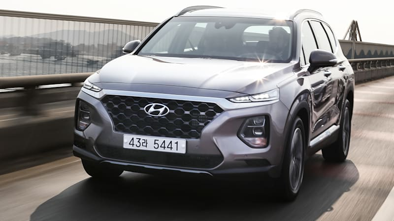 2019 Hyundai Santa Fe First Drive Review